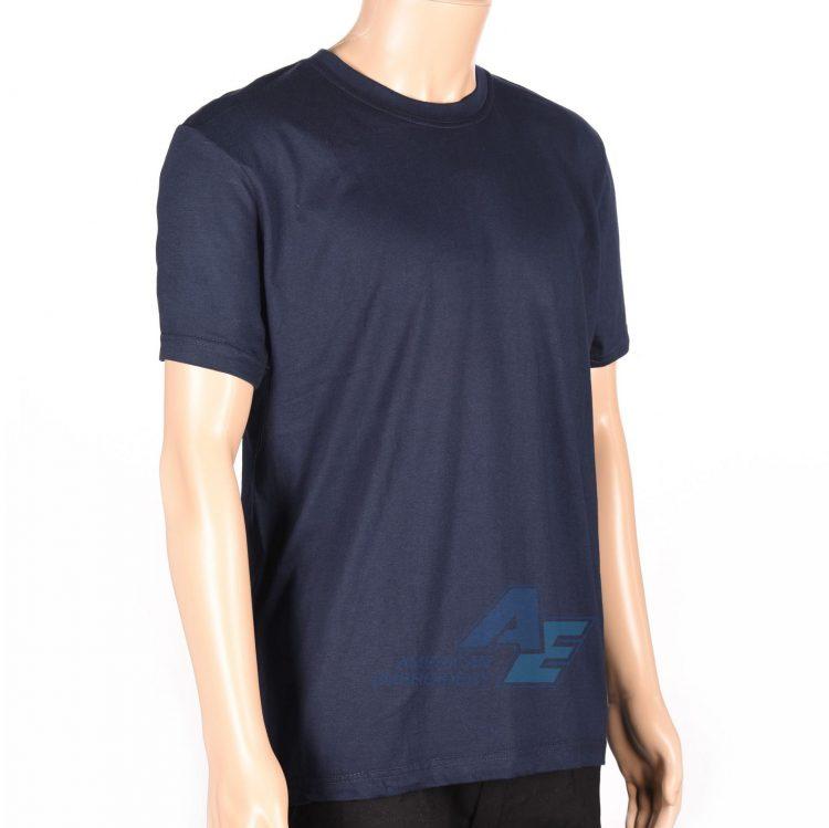 Remeras - Camiseta Azul Unisex