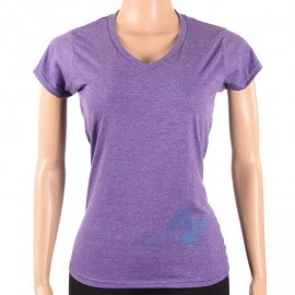 Camiseta V fashion lady 1