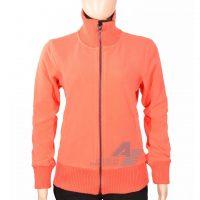 Peach Jacket Lady 1