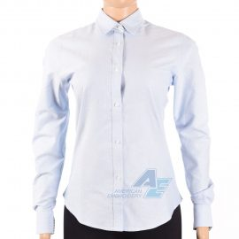 camisa oxford lady 1